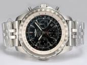 Breitling Bentley Motors T Black Dial Black Dial Automatic 49mm Watch