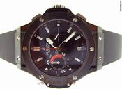 Hublot BIG BANG EURO 2008 ALL BLACK - LIMITED EDITION watches