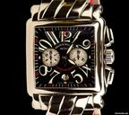 Franck Muller Conquistador Cortez Chronograph 10000 H CC SS Mens [ON HOLD] watches