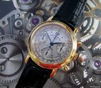 Franck Muller Chronograph 7000 18k Gold  Rare watches