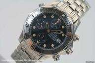 Omega Seamaster Professional 300 M Chrono Diver watches