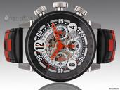 B.R.M V14-44 Racing Skeleton Dial - 44mm Stainless Steel  - ORANGE HANDS - SPECIAL LIMITED EDITION (Only 50 pieces) - COMPLETELY SOLD OUT watches