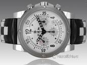 B.R.M GP44 Chronograph Ref. GP-44-102 44mm Titanium Case - Silver Dial - Black Hands - BNIB - Brand New watches