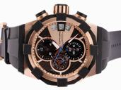 Concord C1 0320012 Mens Stainless Steel with Rose Gold Bezel Rose Gold Case Watch watches