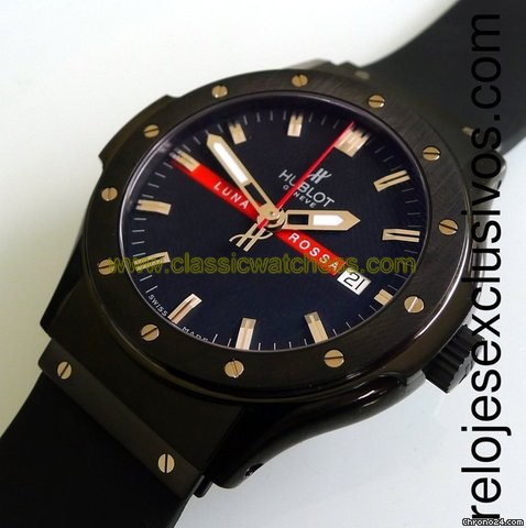 replica Hublot Classic Luna Rossa (Ltd. Edit.) WATCHES 1