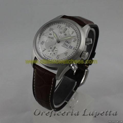 replica IWC Fliegerchronograph Spitfire WATCHES 1