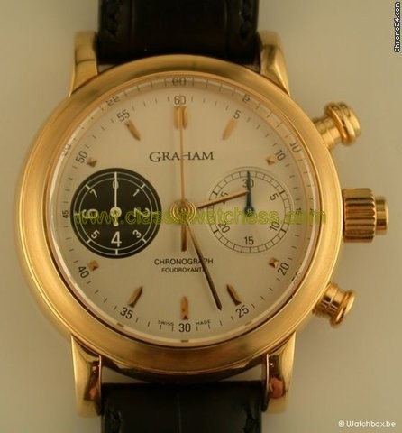 replica Graham FOUDROYANTE WATCHES 1