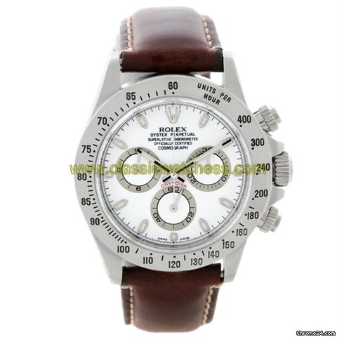 replica Rolex Cosmograph Daytona Steel Mens Watch 116520 WATCHES 1